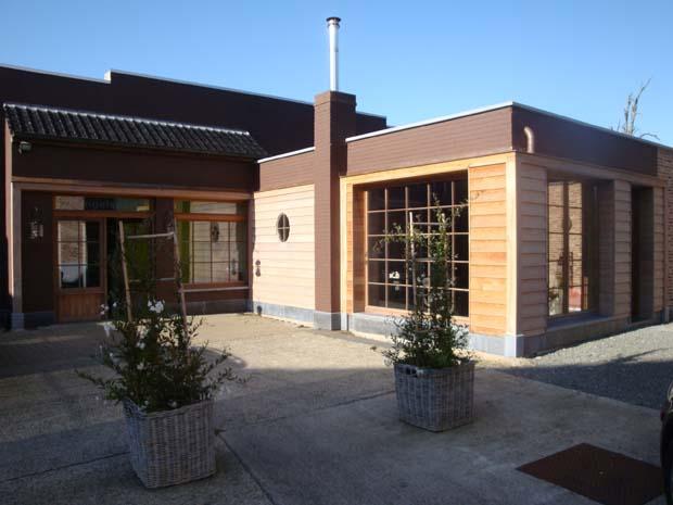 Houtbouw m g renovaties - Oude huis renovatie ...